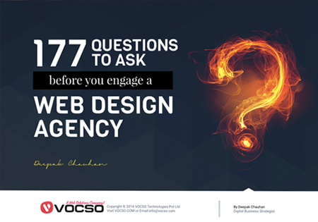 177 Questions to Ask your Web Design Agency - before you hire them!