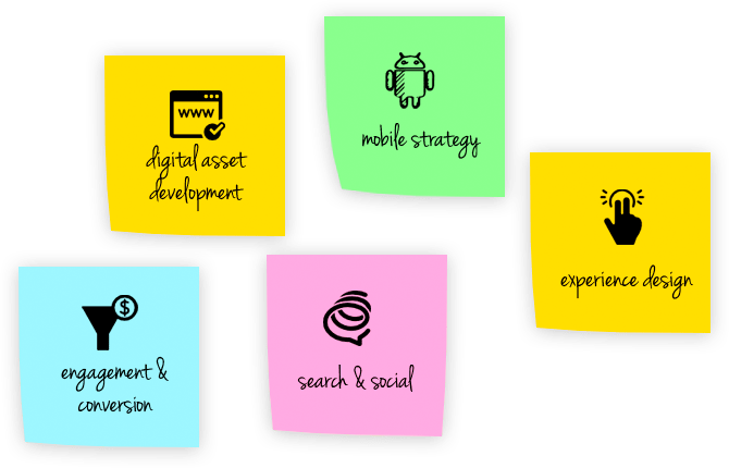 Digital Strategy and Consulting