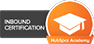 Inbound Certification Logo